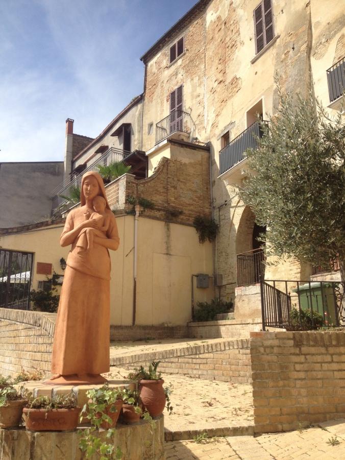 La Madonna of Buchianico