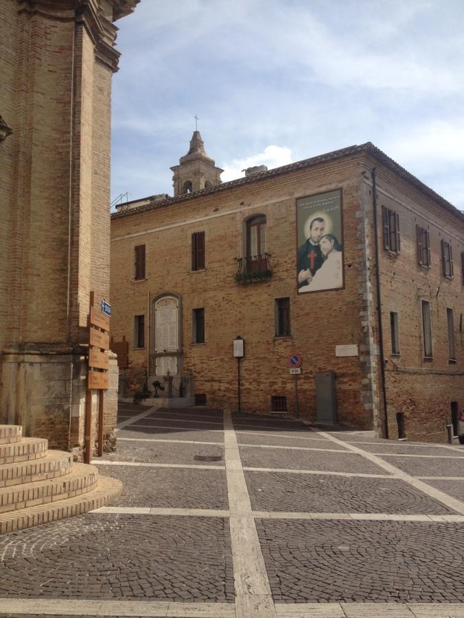 Bucchianico Piazza